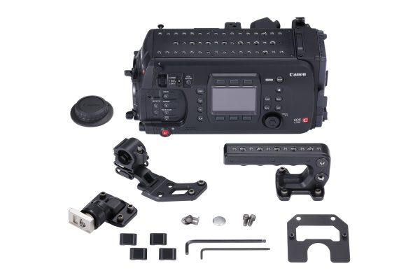 In the box - the C500 basic kit