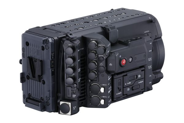 The C300 finally grows up - Canon introduce 4.5K C700 with internal 4K Prores recording, external 120fps 4K RAW and 15 stops of dynamic range - Newsshooter