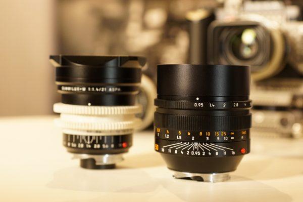 IBC 2016 - Leica M 0 8 Cine lenses - Newsshooter
