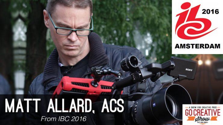 GCS101 IBC Matt Allard