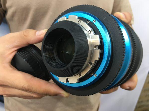 GL Optics Zeiss Otus 85mm Rear