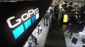 GoPro Hero5 built in image stabilisation test using The Charters pole