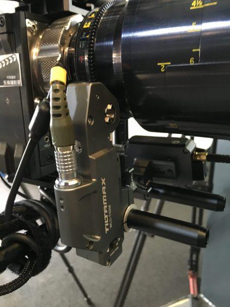 The Tilta lens motor