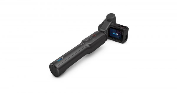 GoPro say the Karma Grip offers battery life of 1h 45mins when attached to the Stabilizer.