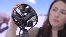 Newsshooter at Photokina 2016 A closer look at the GoPro Omni 360 rig 1
