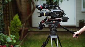 Newsshooter review Sachtler Video 18 S2 video tripod 1