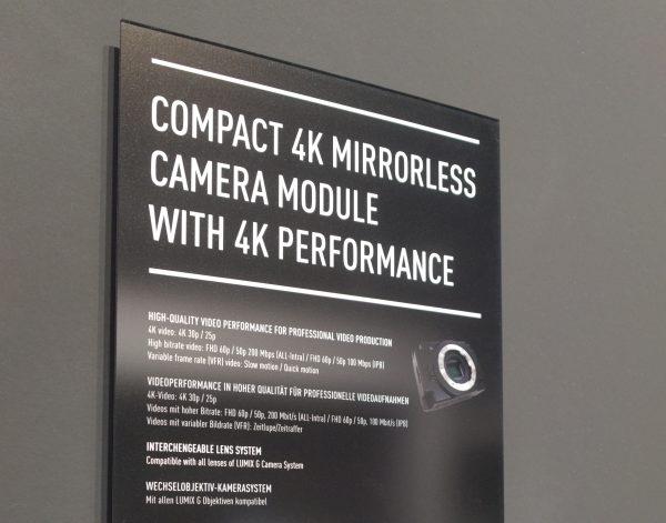Panasonic Drone Camera Specs Photokina 2016