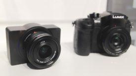 Panasonic Drone Camera and GH4 at Photokina 2016 1