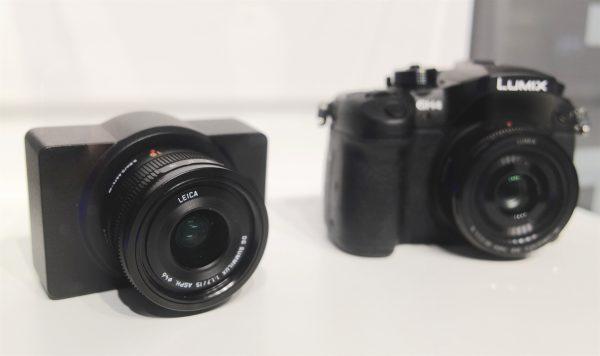 Panasonic Drone Camera and GH4 at Photokina 2016