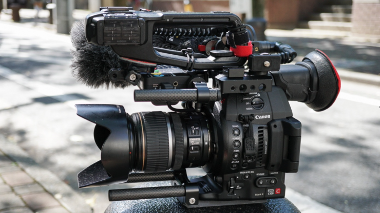 How to hotrod your Canon C100 Mark II on a budget - by Taro