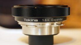 Tokina 1.6x Expander