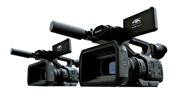 Panasonic UX 4K camcorders