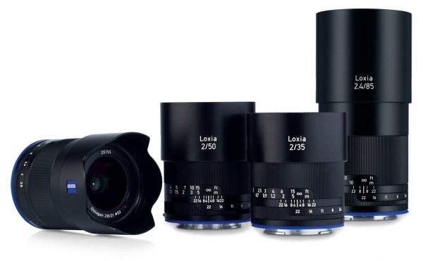 Zeiss Loxia Product Line