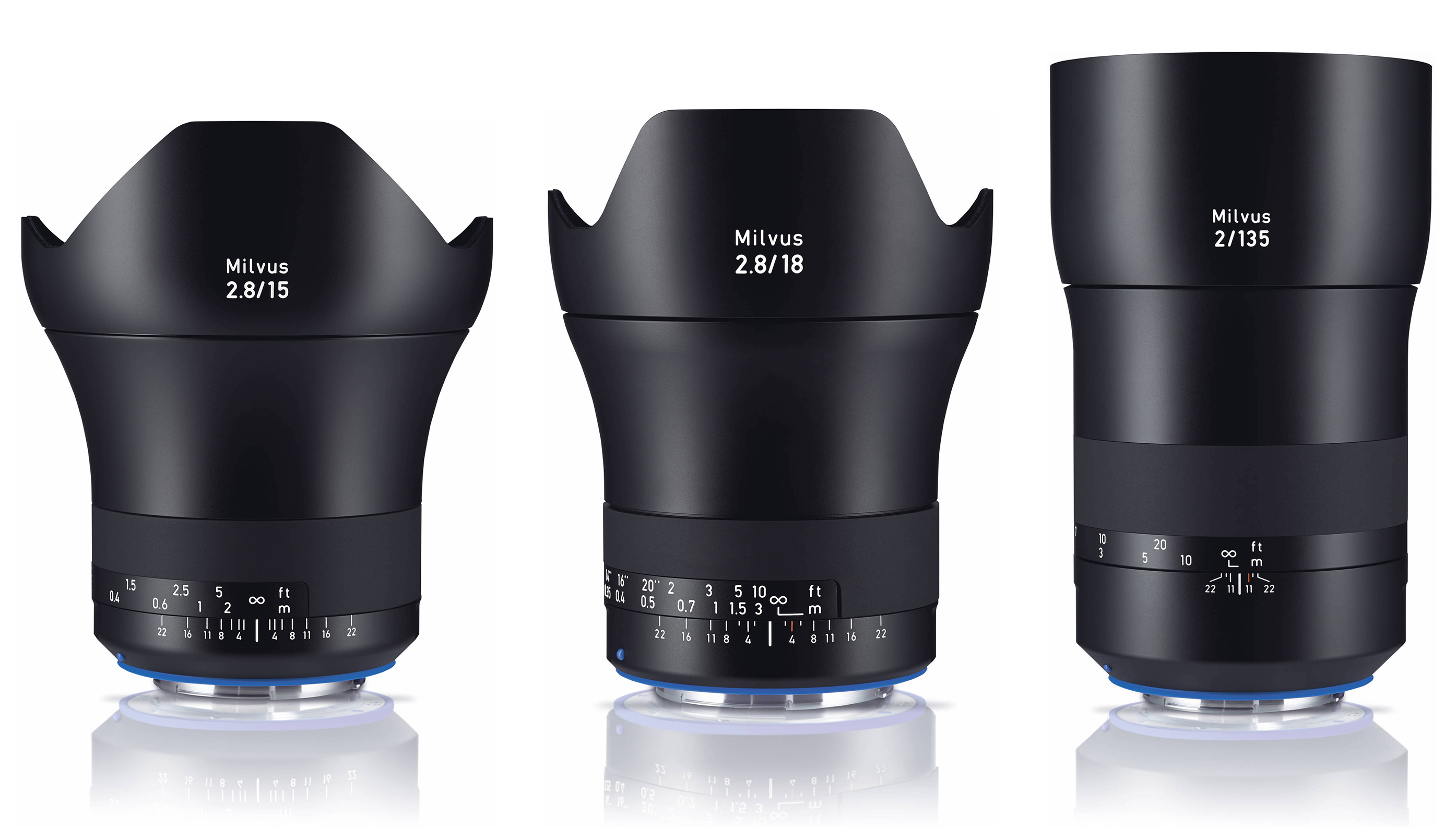 IBC 2016: Zeiss adds to full-frame Milvus lens line with 15mm f/2.8 ...