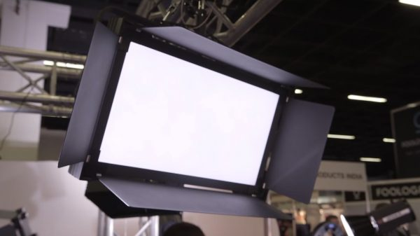 The Factor 2x1 soft LED panel