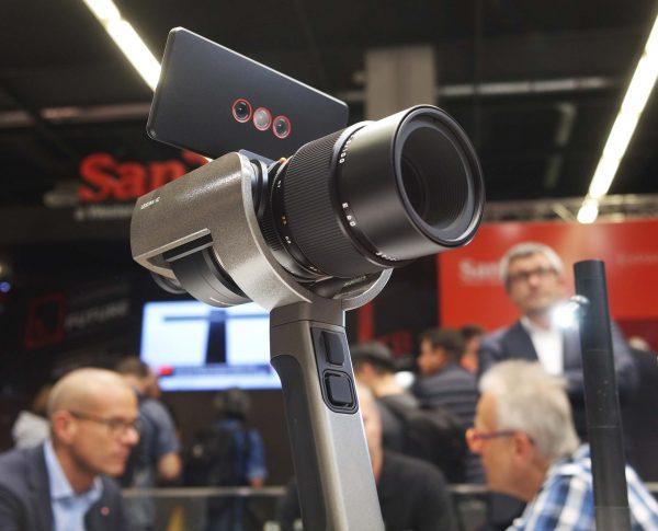 The Leicina VC concept camera