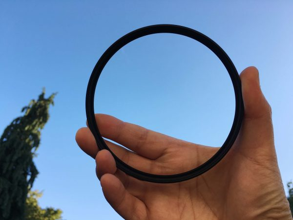 The NiSi 114mm UV protection filter