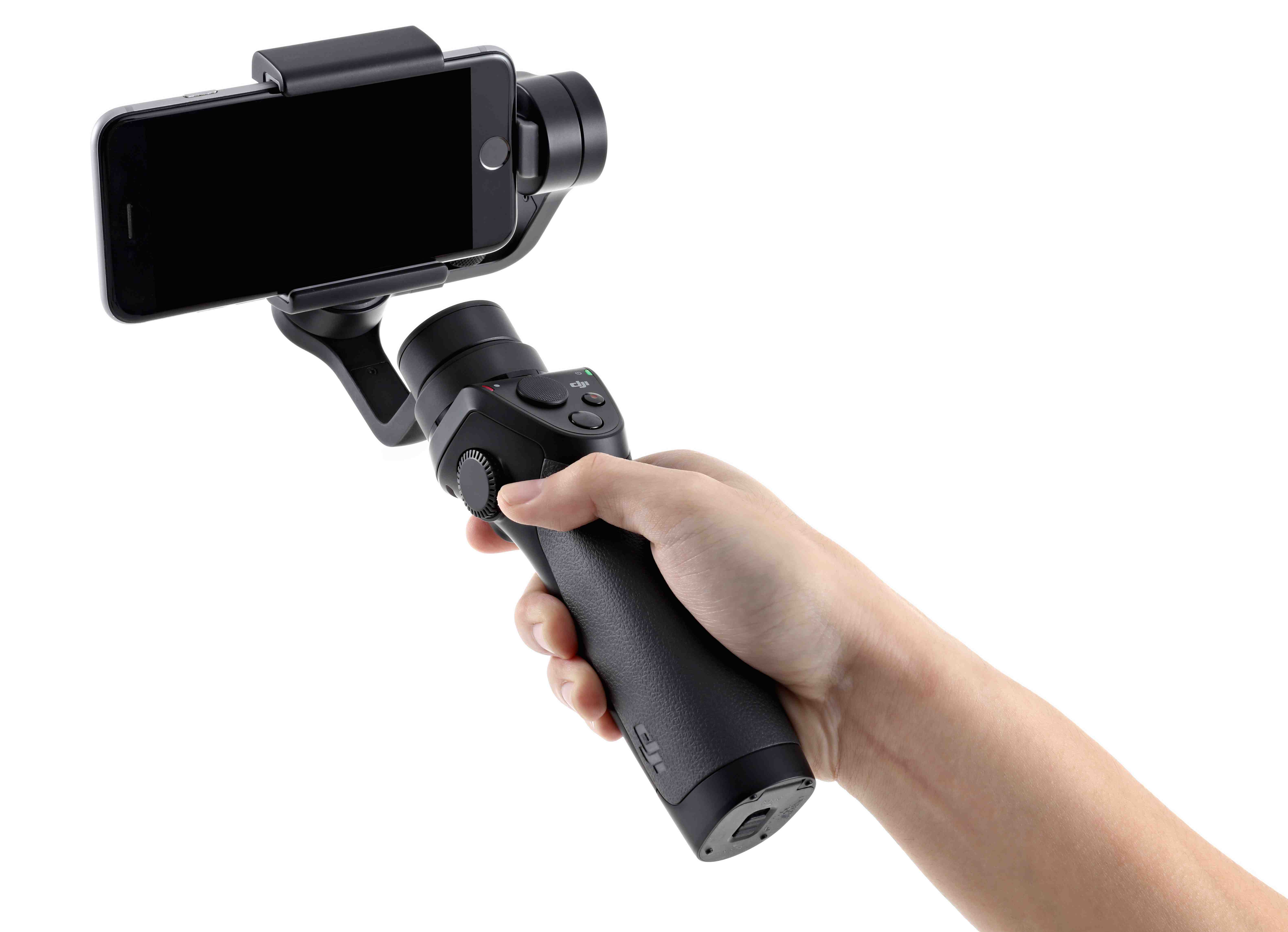 Dji Osmo Goes Mobile Periscopers Vloggers And Mojos