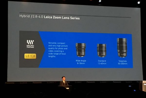 The new Panasonic zooms