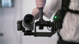F Servo's POINTER III introduces a radically different approach to gimbals