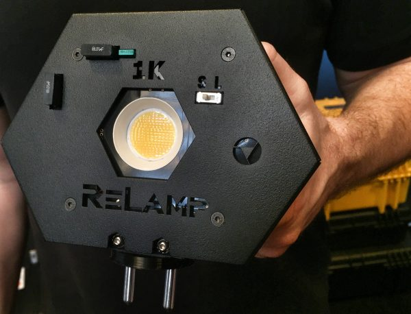 The 1K Visionsmith Relamp module
