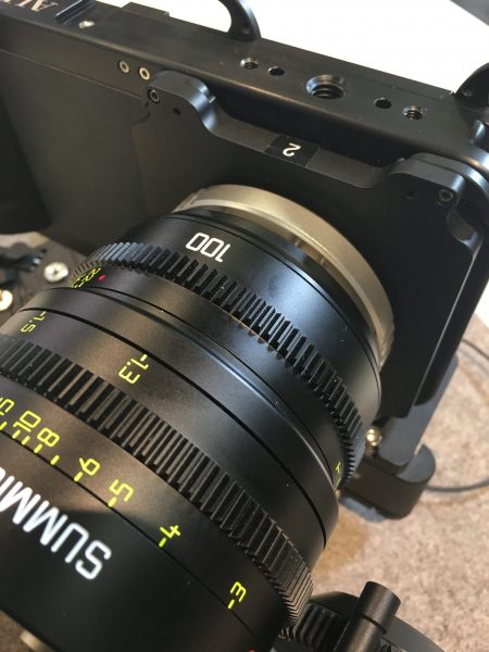 The Alpa PL lens mount
