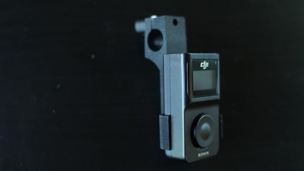The rod adapter for the DJI wireless thumb controller