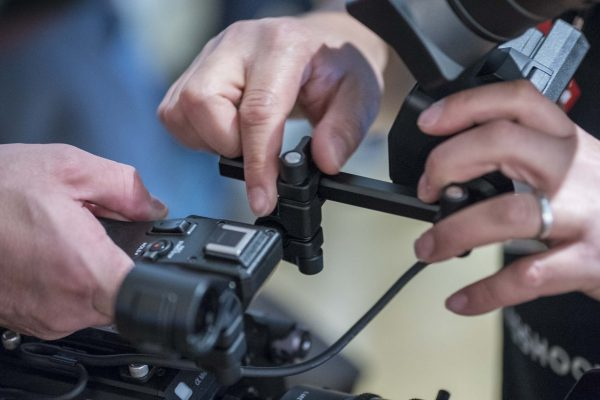 The improved EVF mount is one of many small improvements