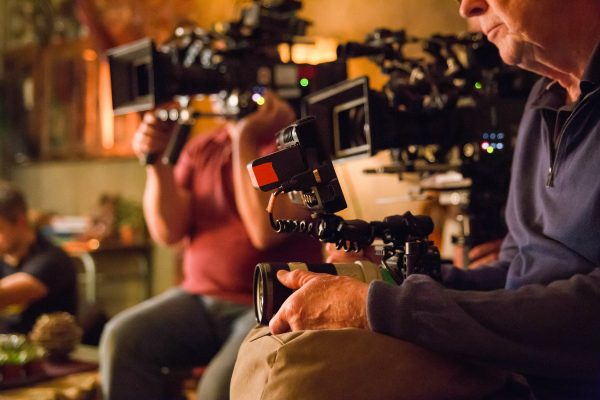 The images from the Sonys were intercut with ARRI Alexa shots