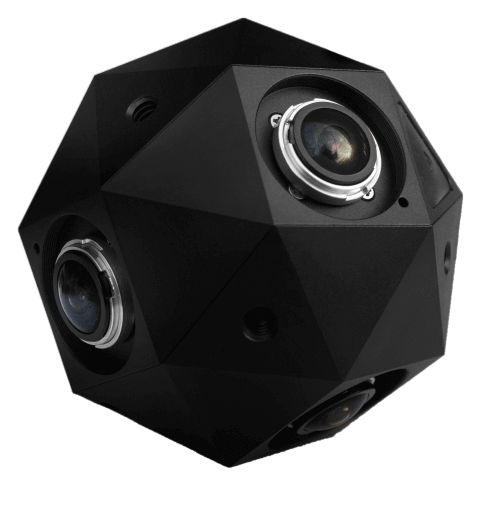 The Sphericam 2, which features six lenses and 4K resolution, launched at $2,499.
