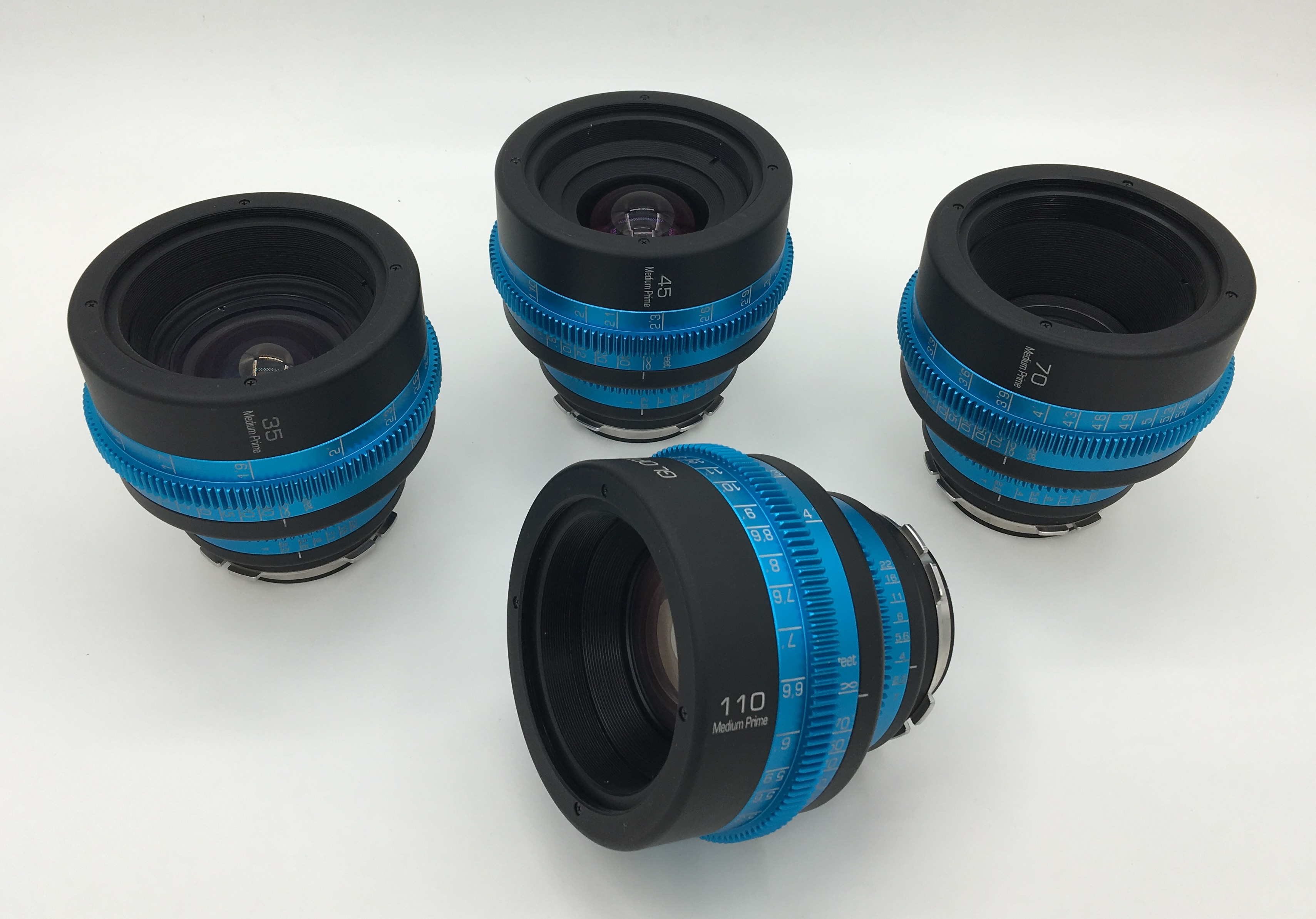 G.L. Optics announce new range of medium format PL cine lens ...