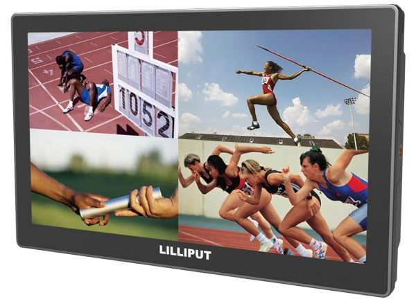 "The Lilliput A10 UHD 4K 10.1"" monitor"