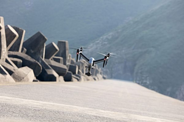 The Inspire 2: potentially all the drone most of us are ever likely to need.