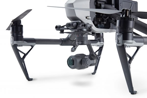 The Inspire 2 and X4S camera.