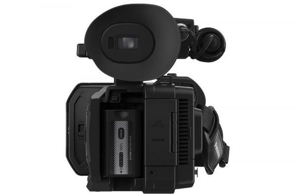 The camera has HDMI output, but no SDI.