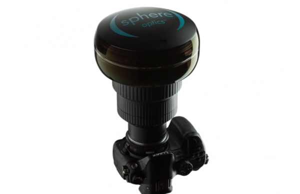 Because Sphere is a single lens relying on a single camera, the final footage is seamless, allowing users to film extremely close to the subject, and can be managed using existing workflows.