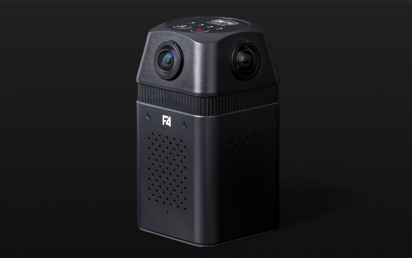The F4 Pro, announced at CES 2017, is expected to be an upgrade to the existing F4, which can capture video at resolutions greater than 6K.
