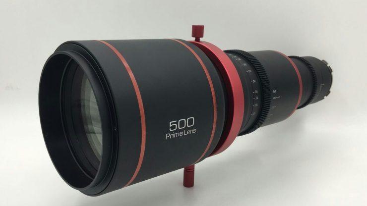 GL Optics 500 4