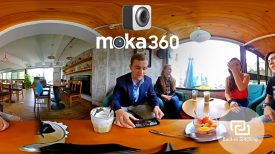 Moka360 The Worlds Smallest 360 Camera for Everyone