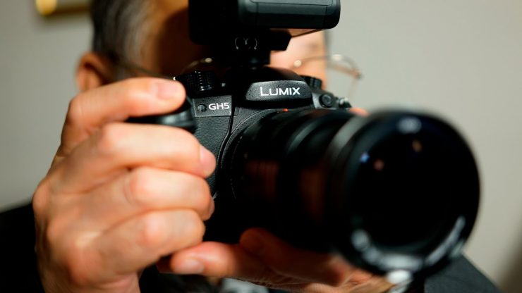 Panasonic GH5 Newsshooter interview Everything you need to know about the latest 6K Lumix camera 1