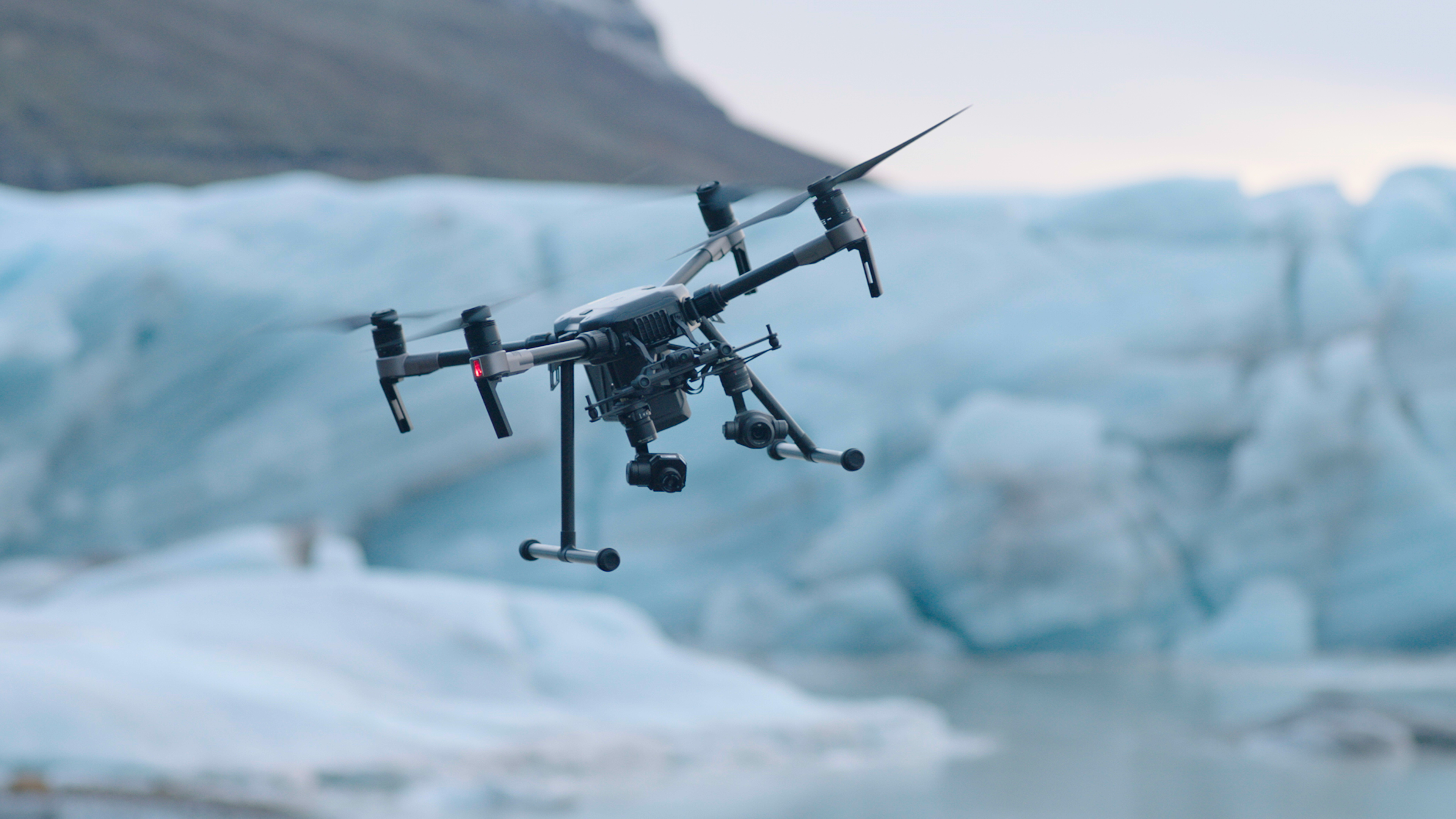 Ever Wanted To Fly Your Drone In 20c Temperatures And Pouring Rain Lipo Offers 10 Minute Flight Time Depending On The Modes Dji Unveils Weather Water Resistant M200 Newsshooter