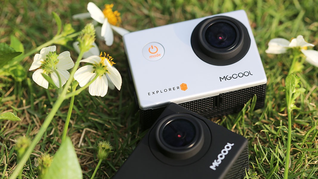 MGCool Explorer ES – an HD action cam for (well) under $50 US