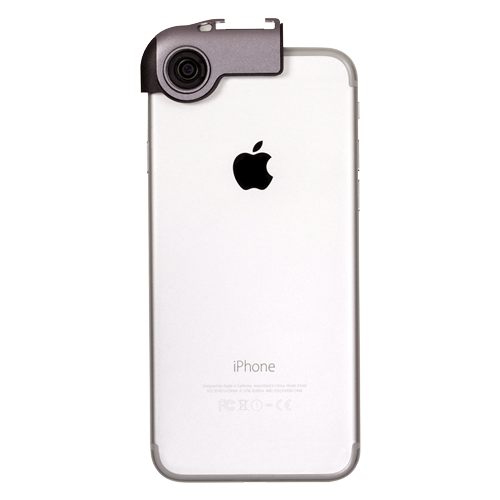 The ExoLens Edge Mount for the iPhone