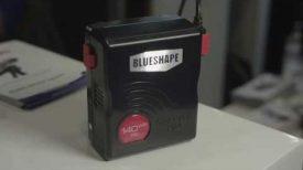 Blueshape show mini Granite batteries and new power box at BVE 2017