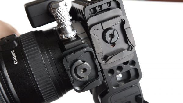 DEC Aputure DEC Vari-ND on camera QR Plates