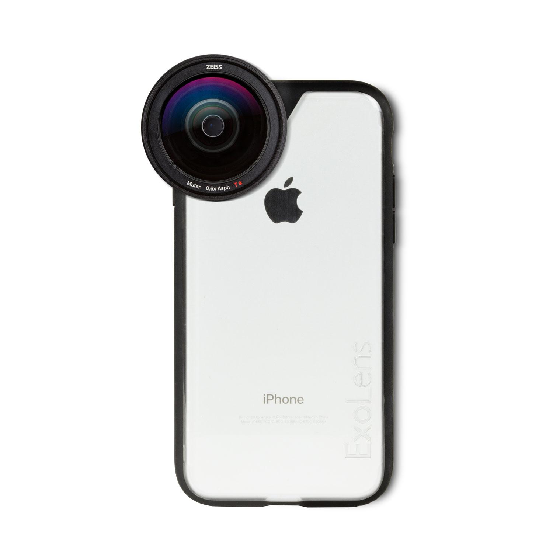 iPhone 7 ExoLens Case for ExoLens Pro lenses