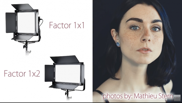 Fotodiox Factor LED LIghts larger