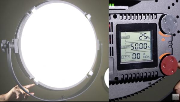 Fotodiox Factor LED LIghts