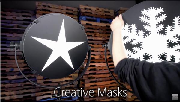 Fotodiox Factor LED LIghts_Creative Masks
