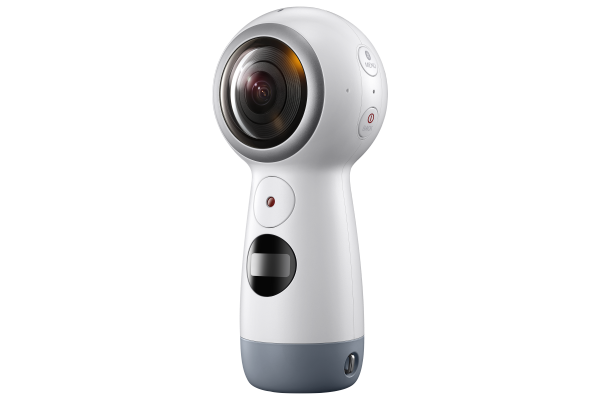 Samsung's new Gear 360, announced at the company's Unpacked event March 29, offers 2K live streaming capabilities, true 4K video quality and can now pair with iPhones.
